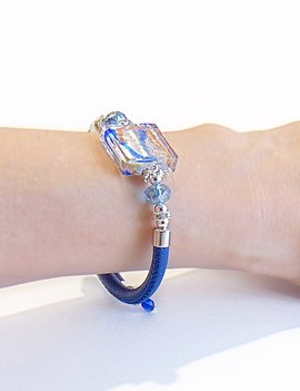 Venezia Classica Bracelet Tuscany Bluesilver