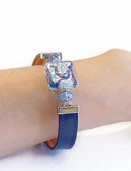 Venezia Classica Bracelet Kate Bluesilver