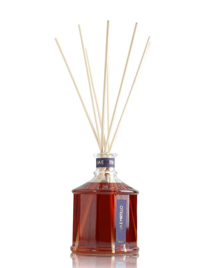Erbario Toscano Home Fragrance Diffuser Grape & Bilberry 250 ml