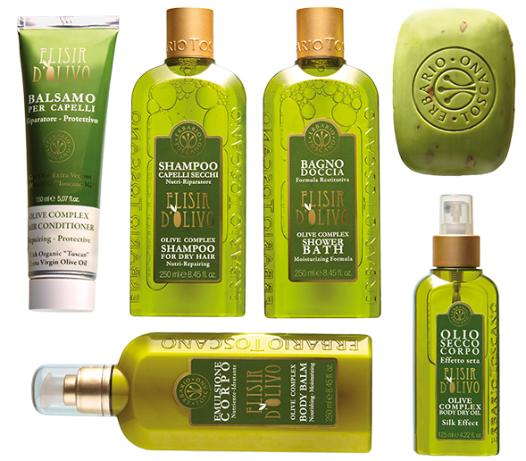 Olive body complex