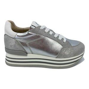 Janet & Janet Janet&Janet sneaker Eurus Argento  45781
