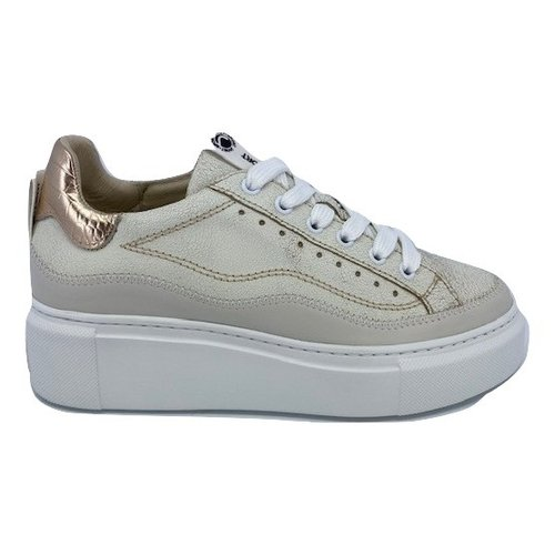 Janet & Janet Janet&Janet sneaker Clizia Platino 45825