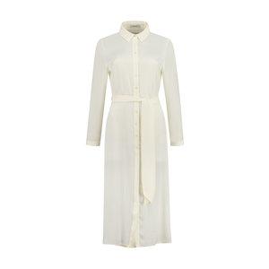 Goosecraft Goosecraft Love Bird dress white chalk