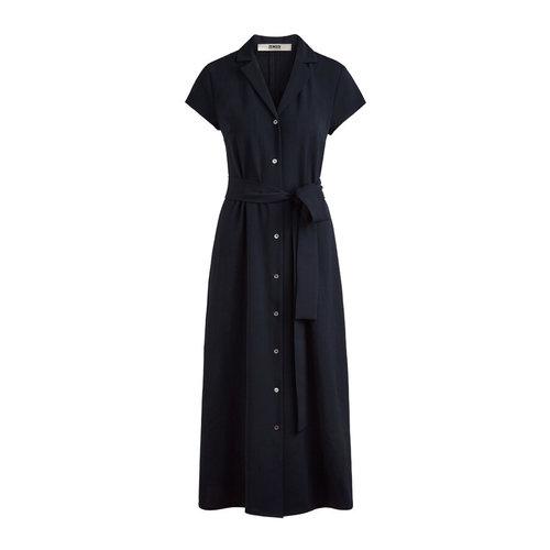 Zenggi Zenggi Japanese crepe jurk