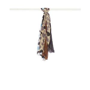 Manila Grace Manila Grace sjaal trapezio