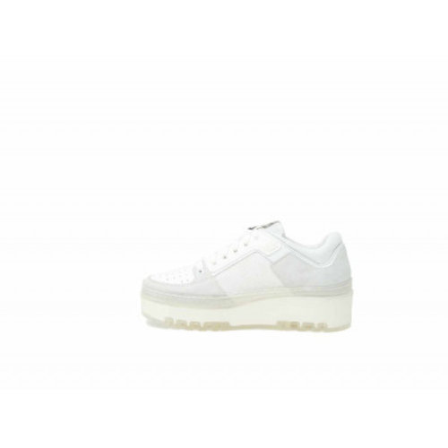 Vic Matie VIC  sneakers wit transparant