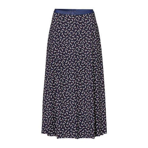 Trvl Drss Trvl Drss 07-T1002 47M FLAIR SKIRT printed
