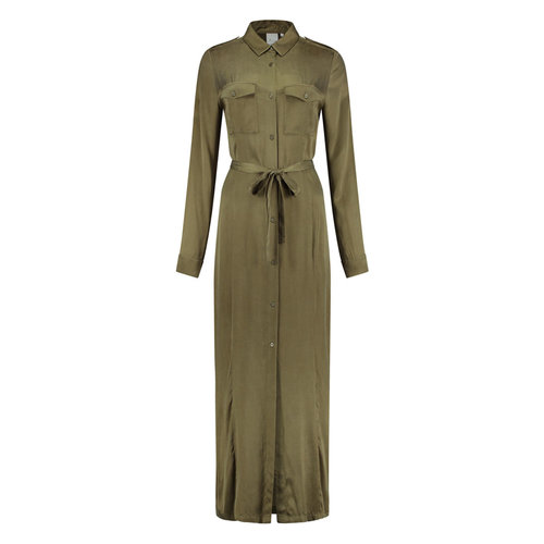 Goosecraft GOOSECRAFT  Harley dress olive