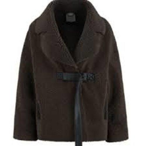 Goosecraft GOOSECRAFT Macy coat bruin