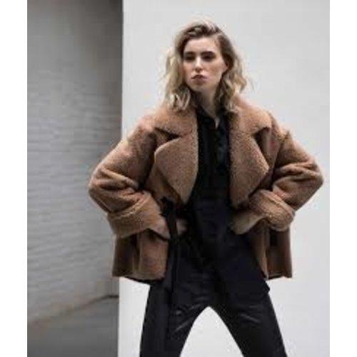 Goosecraft GOOSECRAFT Macy coat hazelnut