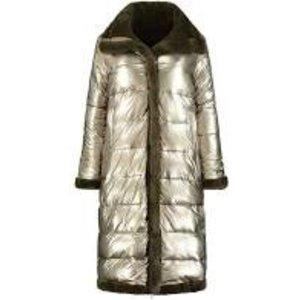 Goosecraft GOOSECRAFT Gwen coat green