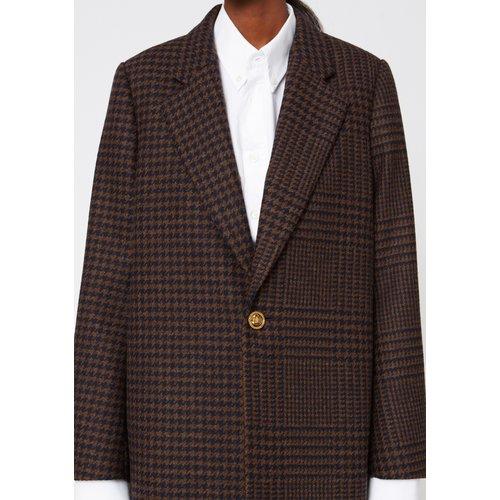 Hope HOPE Cover Coat brown