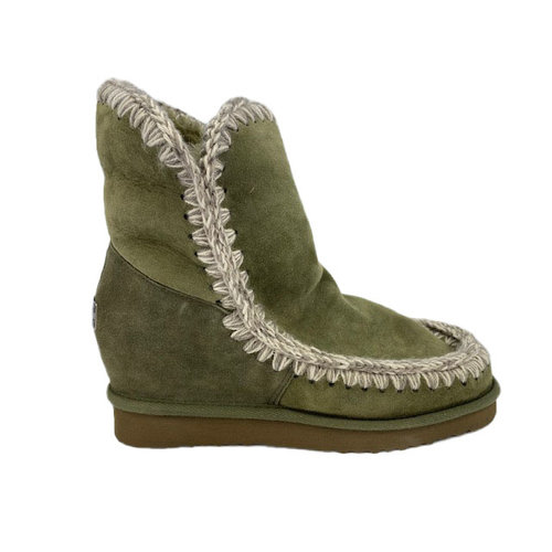 Mou Mou boots groen