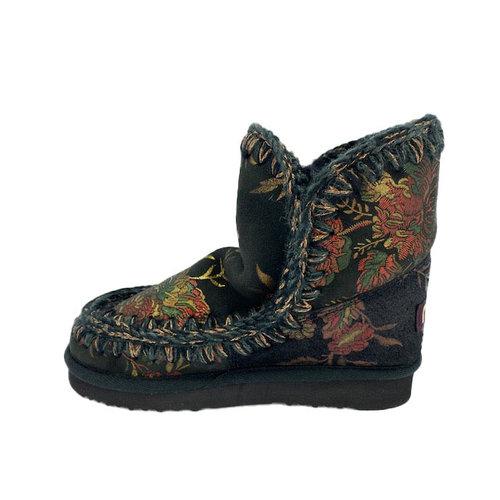 Mou Mou boots bloemen