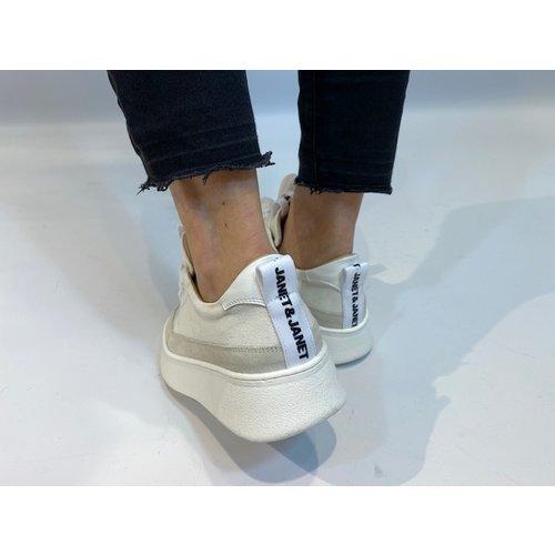 Janet & Janet Janet&Janet sneaker Cassandra W
