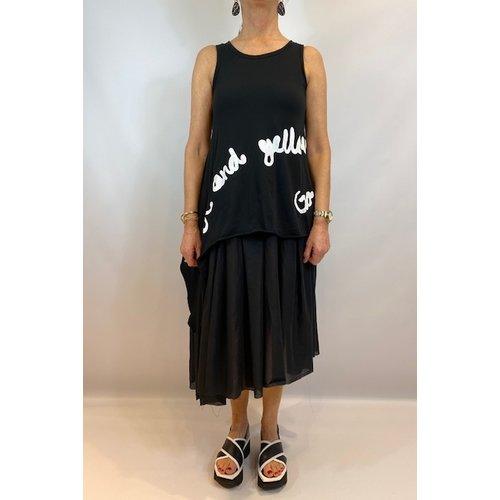 Rundholz Rundholz 3370907 dress black print