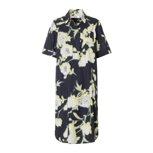 Zenggi Zenggi printed polo dress