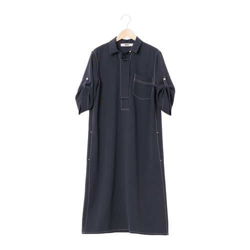 Zenggi Zenggi polo dress
