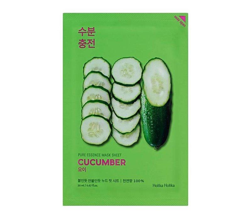 Holika Holika Pure Essence Mask Sheet Cucumber
