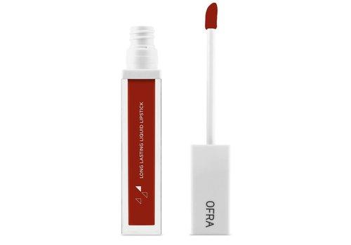 Ofra Cosmetics X Francesca Tolot Liquid Lipstick Vermillion