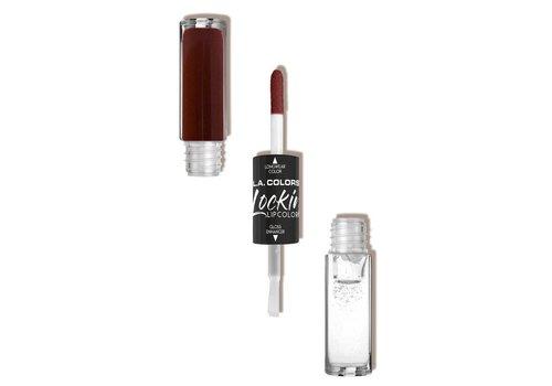 LA Colors Lockin Lip Color Goth Chic