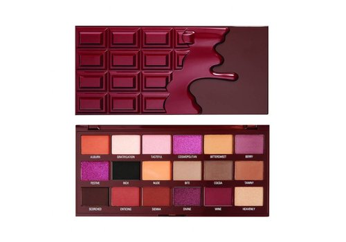 I Heart Revolution Cranberries & Chocolate Palette