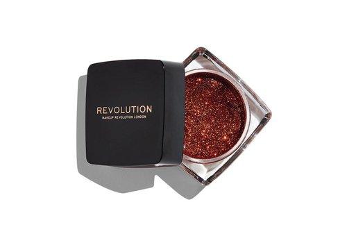 Makeup Revolution Glitter Paste Feels Like Fire