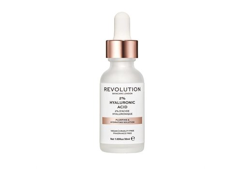 Revolution Skincare Plumping and Hydrating Serum - 2% Hyaluronic Acid