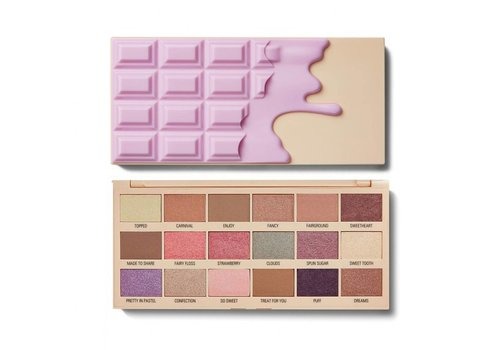 I Heart Revolution Cotton Candy Chocolate Palette