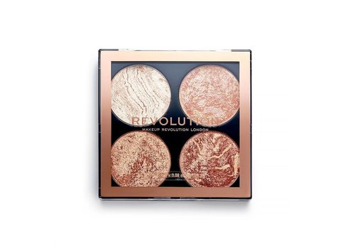 Makeup Revolution Cheek Kit Don't Hold Back