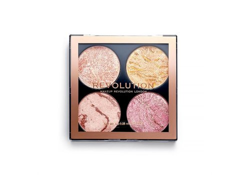 Makeup Revolution Cheek Kit Fresh Perspective