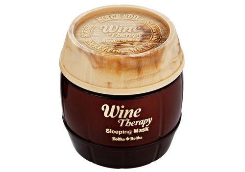 Holika Holika Wine Therapy Sleeping Mask Red Wine