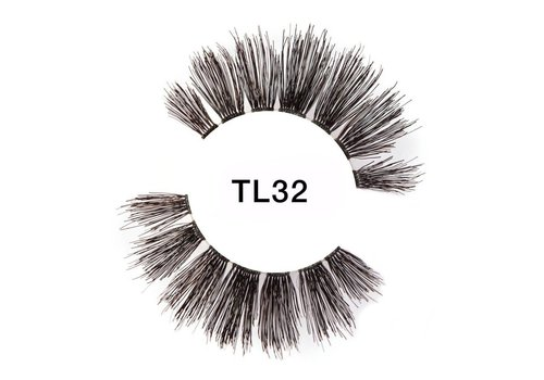Tatti Lashes Human Hair Lashes TL32