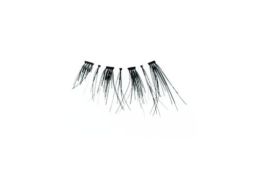 Red Cherry Demi Lashes Wispy Accent