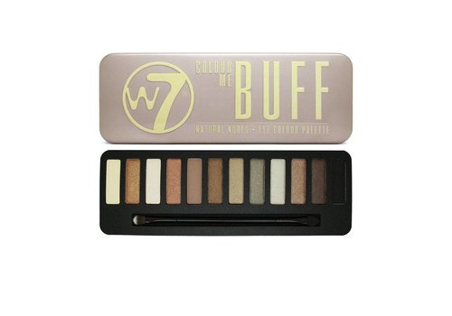 W7 Cosmetics In the Buff palette