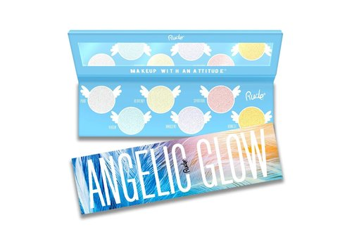 Rude Cosmetics Angelic Glow Highlighter & Eyeshadow