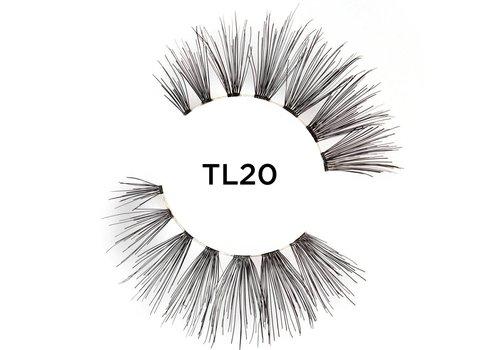 Tatti Lashes Human Hair Lashes TL20