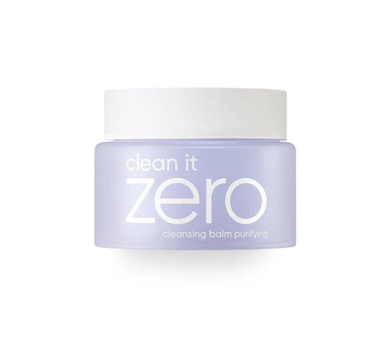 Banila Co. Clean it Zero Cleansing Balm Purifying