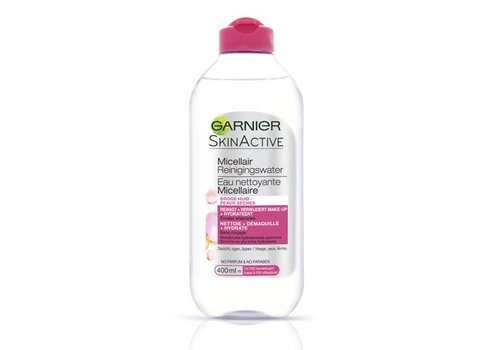 Garnier Skincare Micellair Water Dry Skin 400 ml