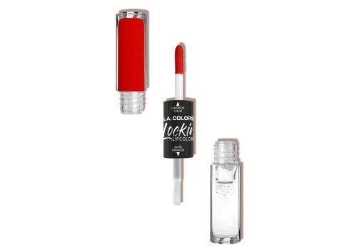 LA Colors Lockin Lip Color Atomic