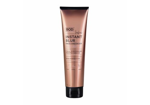 BOD Body on Demand Bake Instant Blur Face and Body Wash Off