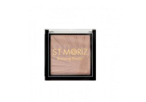 St. Moriz Bronzing Powder Golden Glow