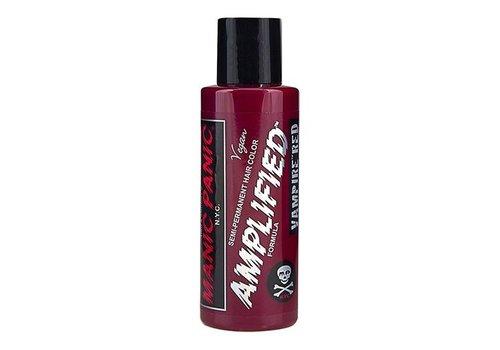 Manic Panic Amplified Semi-permanent Hair Colour Vampire Red