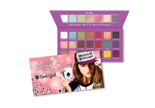 Rude Cosmetics Eyeshadow Palette Bad Girl