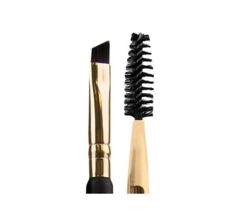 LA Girl Pro Brush Duo Brow Brush
