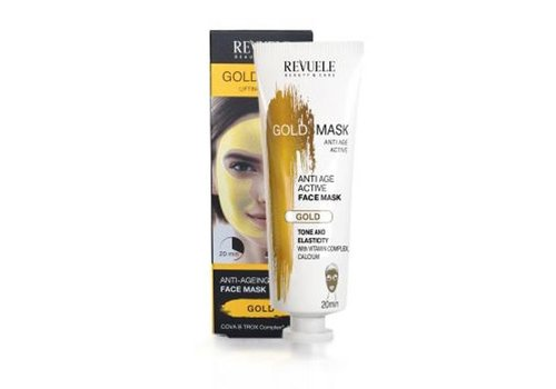 Revuele Gold Face Mask