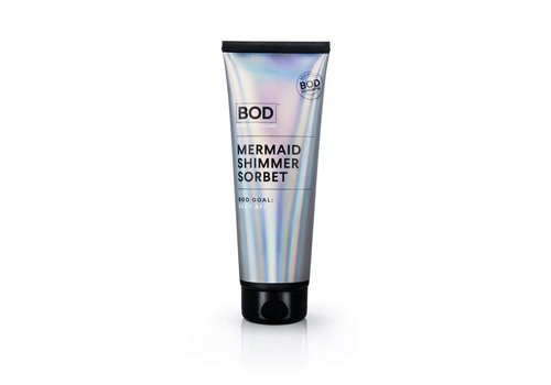 BOD Body on Demand Mermaid Shimmer Sorbet