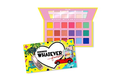 Rude Cosmetics Whatever Forever Eyeshadow Palette
