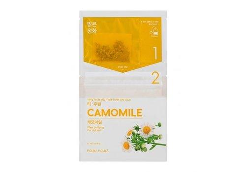 Holika Holika Instantly Brewing Tea Bag Mask Camomile