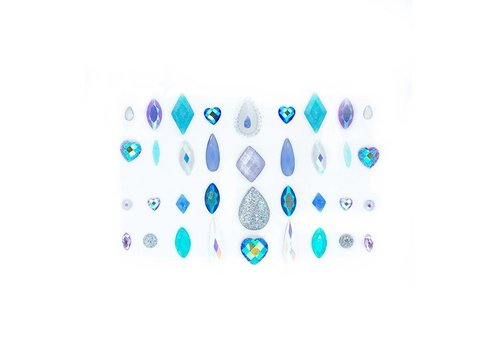 Lunautics Face Gems Unicorn Mix Pack